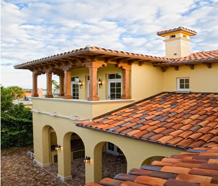 Handmade Clay Roofing Tiles from Columbia